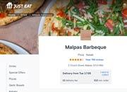 Malpas Barbecue at Just Eat