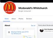 Mcdonalds Drive Thru, Wrexham By-pass, Whitchurch