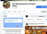 The Wheatsheaf Inn, No Mans Heath